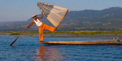 The Myanmar Travelogues-II: Inle Lake