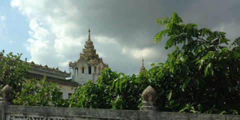 The Myanmar Travelogues-I: Yangon