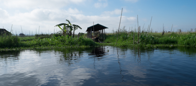 Inle-3: Hike, Second Day