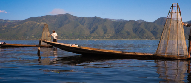 Inle: The Lake