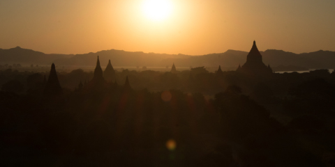 The Myanmar Travelogues-3: Bagan