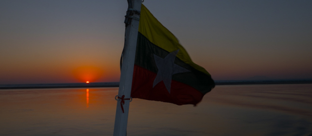 A Farewell to Myanmar