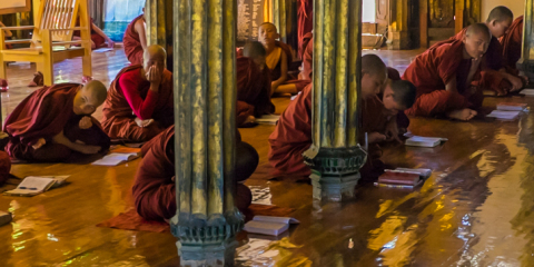 The Myanmar Travelogues-5: Mandalay and Farewell